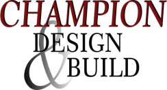 Champion Design and Build logo