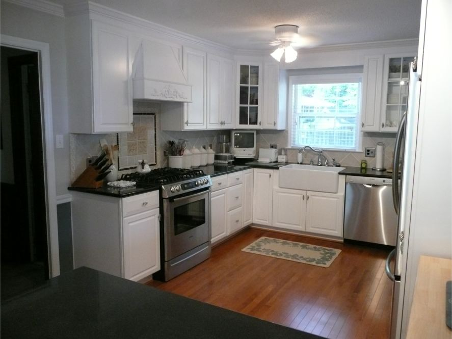 New kitchen in Raleigh